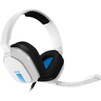 ASTRO Gaming A10 Gaming Headset weiß/blau