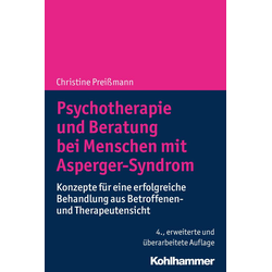 Psychotherapie und Beratung bei Menschen mit Asperger-Syndrom: eBook von Christine Preißmann