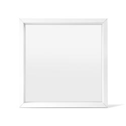Bilderrahmen FLXXY weiß(BH 40x40 cm)