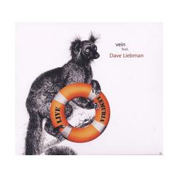 Vein, David Liebman - Live Lemuria (CD)