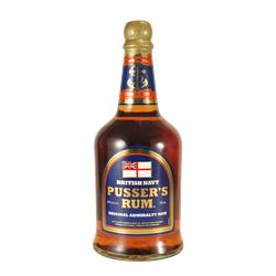 Pusser's Rum British Navy British Virgin Island
