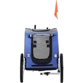 PawHut Jogger blau