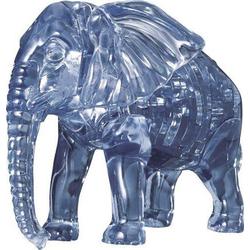 HCM Kinzel 3D Crystal Puzzle Elefant 40 Teile
