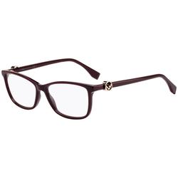 FENDI Brille FF 0331 rot
