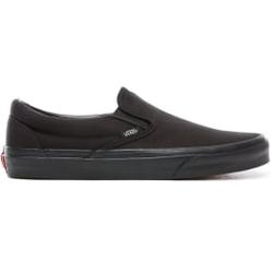 Vans - Classic Slip-On Black/Black - Sneakers - Größe: 10,5 US