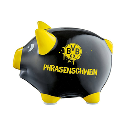Borussia Dortmund Spardose BVB-Sprücheschwein: Phrasenschwein