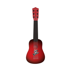 Lexibook® Saiten The Voice: Meine erste Gitarre, 53 cm