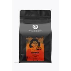 Rösttrommel Kaffeerösterei Indien Sunheri 1kg