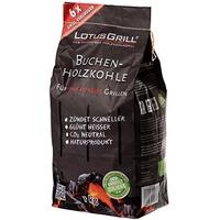 Lotusgrill Buchenholzkohle 1 kg