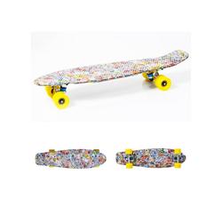 Moni Skateboard Kinder Skateboard Kicker 27