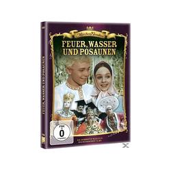 FEUER WASSER UND POSAUNEN DVD