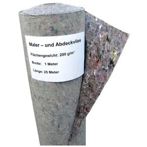 ABDECK- / MALERVLIES / Rolle a 1,00 m x 25 lfm