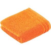 Gästehandtuch 30 x 50 cm orange