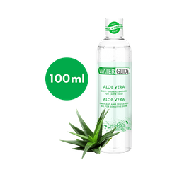 Waterglide 100 ml '2:1 Massage & Gleitgel Aloe Vera'
