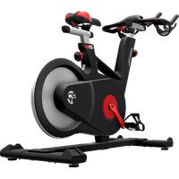 Life Fitness IC4 schwarz/rot