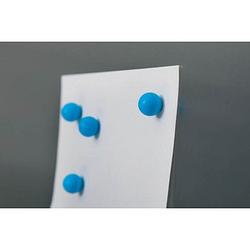 4 MAUL   Kugelmagnete blau Ø 1,2 cm