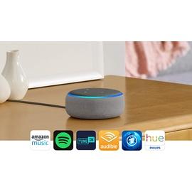 Amazon Echo Dot (3. Generation) hellgrau