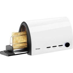 Trisa DE 7353.7012 Toaster Weiß