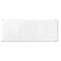 Küchenrückwand Spritzschutz transparent, (1-tlg) 100 cm x 40 cm x 0,4 cm
