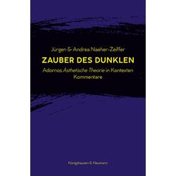 Zauber des Dunklen: Buch von Jürgen Naeher-Zeiffer