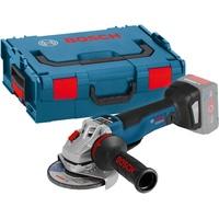 Bosch GWS 18V-125 PSC Professional ohne Akku + L-Boxx (06019G3F00)