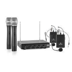 VHF-4-H-HS Funkmikrofon-Set