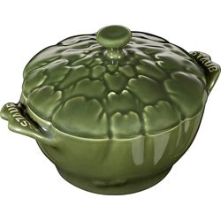 Zwilling Bräter Zwilling Artischoke Cocotte 0.5qt / 0.47 l, Keramik