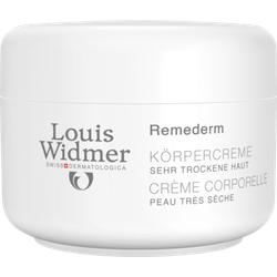 WIDMER Remederm Körpercreme unparfümiert 250 ml