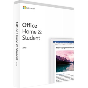 Microsoft Office 2019 Home and Student Windows, MAC