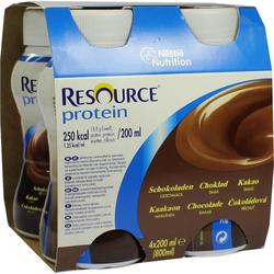 Resource Protein Schokolade