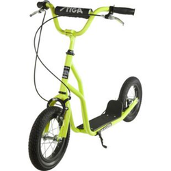 STIGA Air Scooter  12'' grün