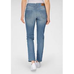 Please Jeans Slim-fit-Jeans P 1TQ im Used.Look XS/36
