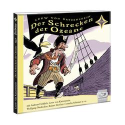 Der Schrecken der Ozeane als Hörbuch CD von Leuw von Katzenstein
