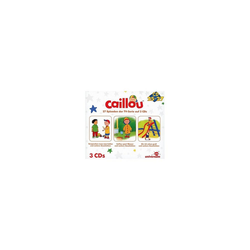Caillou Hörspiel CD Caillou Hörspielbox 9 (CD 25-27)(3 CDs)