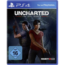 Uncharted: The Lost Legacy PS4 USK: 16