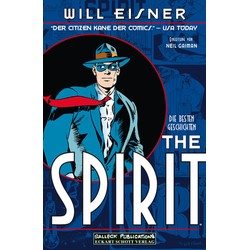 Will Eisner: The Spirit als Buch von Will Eisner