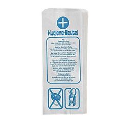 100 Hygienebeutel aus Recyclingpapier