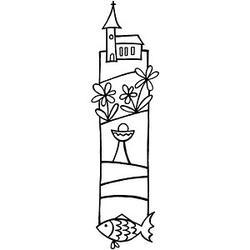 Rayher Kirche Motivstempel