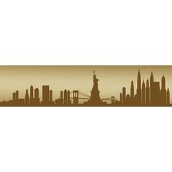 Fototapete New York - Horizont, für Küchenrückwand