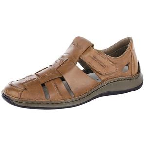 Sandale Rieker Braun in Größe 40-braun-40