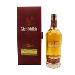 Glenfiddich 25 YO Scotch Whisky 0,7L (43% Vol.)