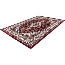 Teppich Isfahan 740, Obsession, rechteckig, Höhe 11 mm, Orient-Optik, Wohnzimmer rot 80 cm x 150 cm x 11 mm
