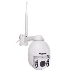 Sicherheits- schwenkbare IP Kamera Secutek SBS-SD07W