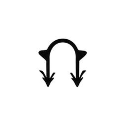 Zewotherm Tackernadeln kurz für Rohr bis 20 mm (VPE 1750 Stück)