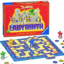 Ravensburger Junior Labyrinth Brettspiel