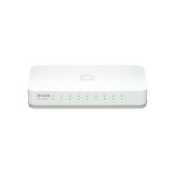 D-Link GO-SW-8E Netzwerk-Switch