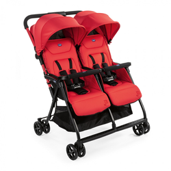Chicco ZWILLINGSBUGGY OHLALA TWIN(3 Farben) Paprika