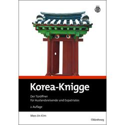 Korea-Knigge als Buch von Mee-Jin Kim