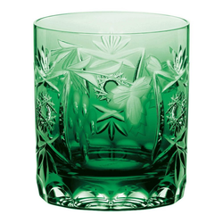 Nachtmann Whiskyglas Pur Traube Smaragdgrün 35897, Kristallglas
