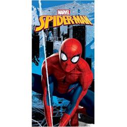 Spiderman Handtuch Marvel´s Spiderman - Badehandtuch, 70x140 cm (1-St), 100% Baumwolle